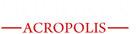 Sigmone's Acropolis Logo